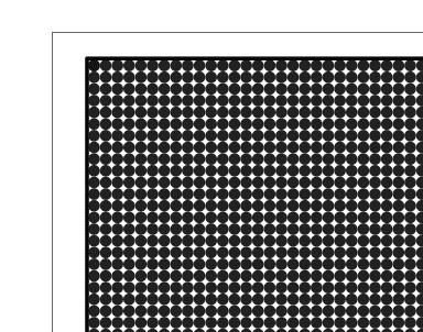 How to create a dot grid journal in Inkscape